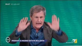 Download Gianni Alemanno a Renato Accorinti: spopoliamo l'Africa e portiamoli tutti qui da noi, Basta ... Video