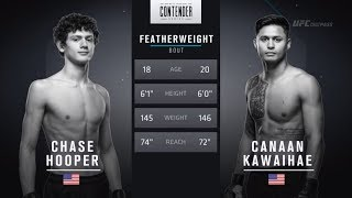 Download FREE FIGHT | 18-year-old Hooper Impresses | DWTNCS Week 6 Contract Winner - Season 2 Video