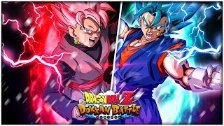 Download LIVE SUMMONS FOR VEGITO BLUE & ROSE GOKU BLACK PT. 2! (DBZ: Dokkan Battle) Video