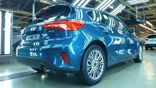 Download 2019 Ford Focus Production Video