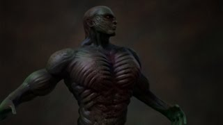 Download Breakdown 2016 The Avengers By Yacine BRINIS 3D Character & Creature Designer Video