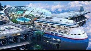 Download اضخم طائرة ركاب في العالم عندما يبدع الانسان Video