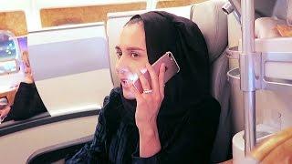 Download DUBAI VLOG! DAY 1 - EMIRATES LUXURY FLIGHT! Video
