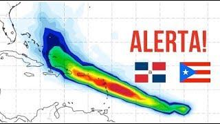Download 🌎 Ya es Huracán Maria: Republica Dominicana y Puerto Rico en peligro por nuevo fenomeno tropical Video