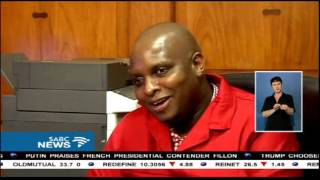 Download EFF deliberately stayed away from president Zuma's Q&A session Video