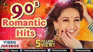 Download 90's Romantic Hits | Top 21 Bollywood Evergreen Hindi Songs | JUKEBOX | Popular Hindi Love Songs Video
