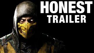 Download MORTAL KOMBAT X (Honest Game Trailers) Video