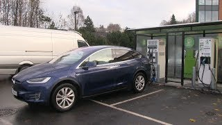 Download New 90 kWh v3 battery capacity test Video