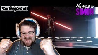 Download Star Wars Battlefront 2 Teaser Trailer Reaction! Video