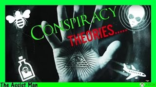 Download Conspiracy Theories!!! Episode 19 - ChemTrails - Are They Real? Are We Being Poisoned! - DR4 Video