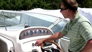 Download 1999 Sea Ray 270 Sundancer at Peters Marine Service Video