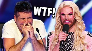 Download Simon Cowell Wouldn't Stop Laughing.. So Guy Did This... Video