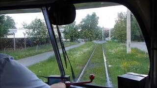 Download Überstellungsfahrt TW 267 zum Tramway Museum (Straßenbahn Graz) Video