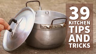 Download 39 Awesome Kitchen Tips and Tricks Video