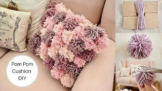 Download How to make a Pom Pom cushion Video