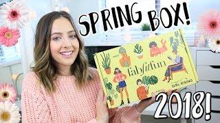 Download FabFitFun Spring 2018 Unboxing! Video