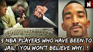 Download 5 NBA Players Who Have Been To Jail (You Won't Believe Why) ! Video