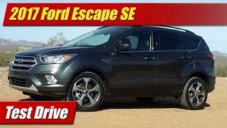 Download 2017 Ford Escape SE: Test Drive Video