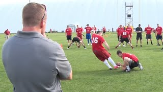 Download Kicking Combine | NFL Prospects | 2015 Kohl's Pro Combine Video