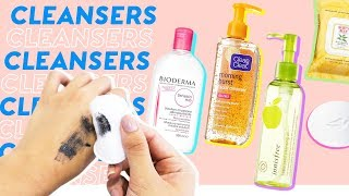 Download Facial Cleansers & Makeup Removers 🌝💦6 Best Ways to Properly Wash Your Face (for all skin types) Video