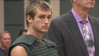 Download Logan Sinclair in court for murder of Parma Sunoco owner Video