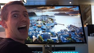 Download THIS 8K MONITOR IS AMAZING Video