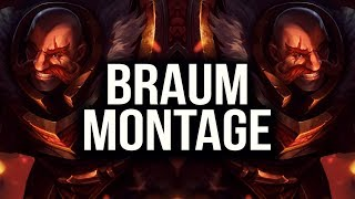 Download High Elo BRAUM Montage | League of Legends Video