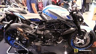 Download 2018 MV Agusta Brutale RR Pirelli - Walkaround - 2017 EICMA Milan Video