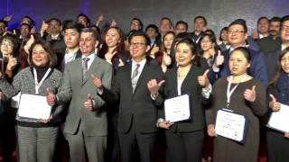 Download Hong Kong Welcomed Over 50 Top MICE Agents to Celebrate Success in 2016 Video