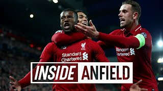Download Inside Anfield: Liverpool 4-0 Barcelona | THE GREATEST EVER CHAMPIONS LEAGUE COMEBACK Video