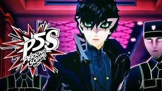 Download Persona 5 Scramble: The Phantom Strikers - Official Release Date Gameplay Trailer Video