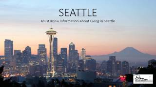 Download Surprising Seattle Statistics: Must know info when living in Seattle Video