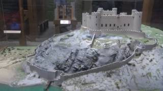 Download UNESCO Harlech Castle Wales Video