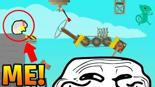 Download SAVE ME FROM MY FRIENDS BEFORE I RAGE QUIT! - ULTIMATE CHICKEN HORSE! Video
