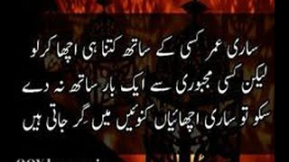 Download Most Heart Touching Collection of Golden Words|Best Urdu Quotes|Adeel Hassan|Ameezing Urdu Quotes| Video