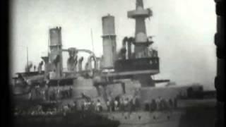 Download U.S. battleship ″Indiana″ Video