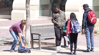 Download WOULD YOU ASSIST A THIEF SOCIAL EXPERIMENT!! Video