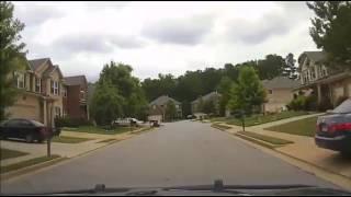 Download Police dash cam video shows race through Newnan Video