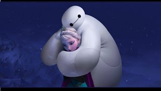 Download Baymax Epic Frozen PARODY Do you want to build a snowman Anna Video