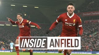 Download Inside Anfield: Liverpool 4-3 Man City | Unseen tunnel cam from seven-goal thriller Video