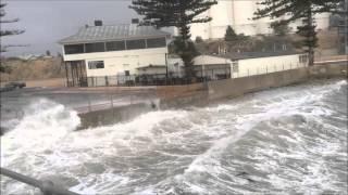 Download Wild weather at Wallaroo Video