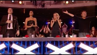 Download 14.y.o Girl Leaving the Judges Open-Mouthed With Her Talented Voice | Week 6 | BGT 2017 Video