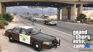 Download LSPDFR #498 CHP!! (GTA 5 REAL LIFE POLICE PC MOD) Memorial Day Weekend 2017 Video