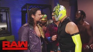 Download Chaos erupts among the Cruiserweights: Raw, Nov. 14, 2016 Video