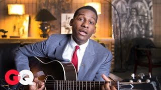 Download Leon Bridges Shares the Story Behind His Song ″River″ - How I Wrote That Song | Music | GQ Video