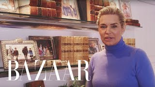 Download Yolanda Hadid On Raising Gigi, Bella & Anwar | Harper's BAZAAR Video