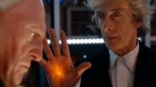 Download The First Doctor Enters The Twelfth Doctor's TARDIS | Christmas Special Preview | Doctor Who | BBC Video