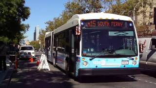 Liberty Route E103 (Somewhat) with NovaBUS LFSA - OMSI 2