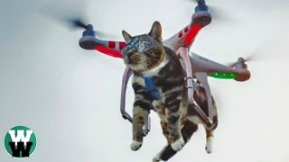 Download 10 STUPID Things People Have Done with DRONES! Video