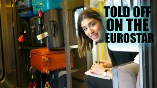 Download Told Off On The Eurostar | Every Day May Video